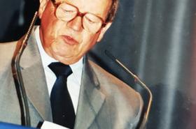 Décès de Monsieur André NIZARD